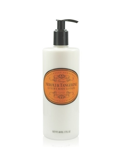Neroli & Tangerine Vegan body lotion, Naturally European