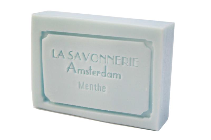'Menthe' , Mint soap