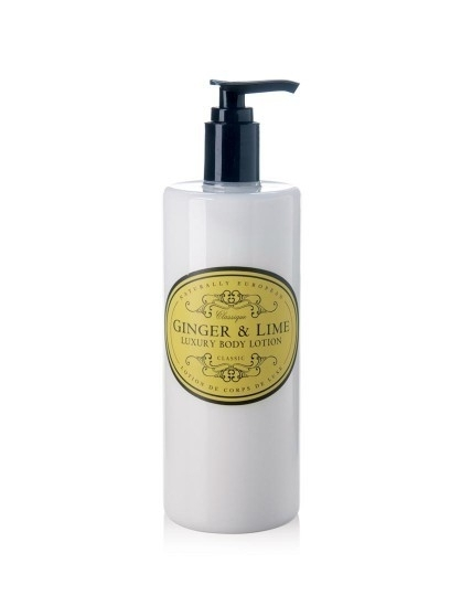Ginger & Lime, body lotion