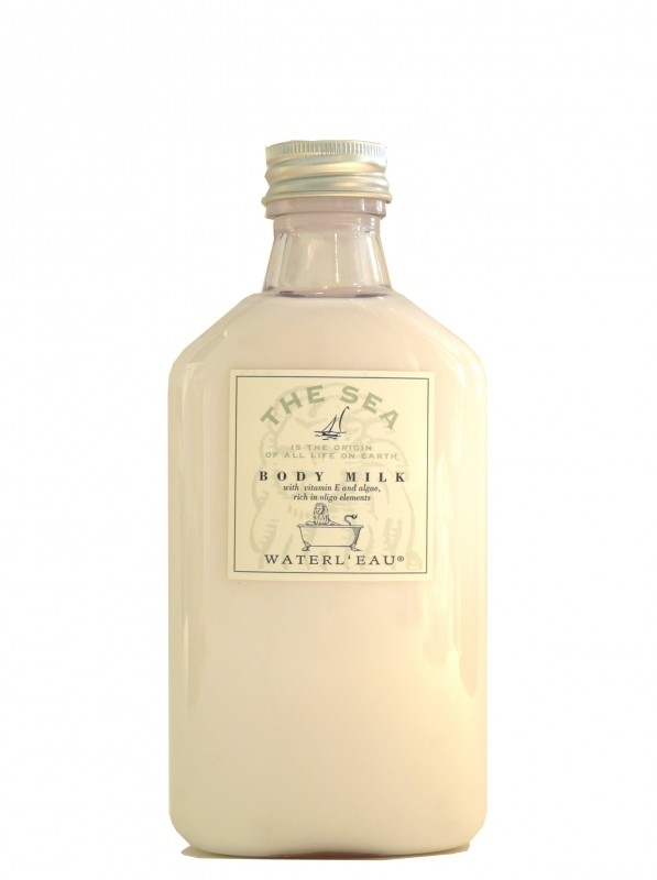 'The Sea'  body milk