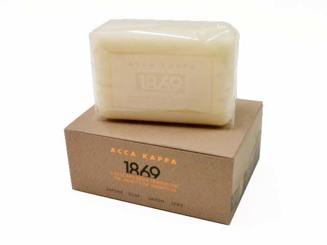 Soap 1869, Acca Kappa