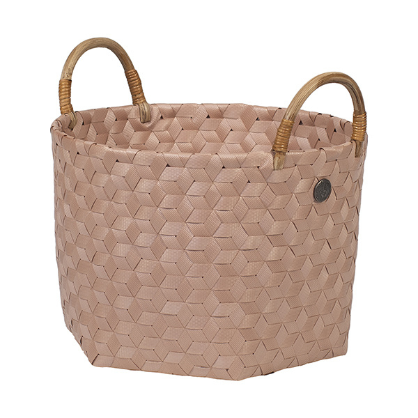 Copper blush basket