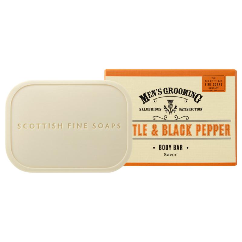 Body Bar, Thistle & Back Pepper