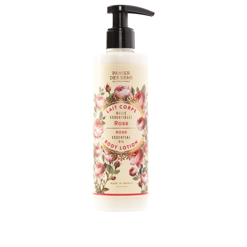 Rose, body lotion