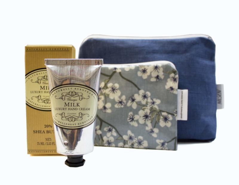 Washbags & Hand cream