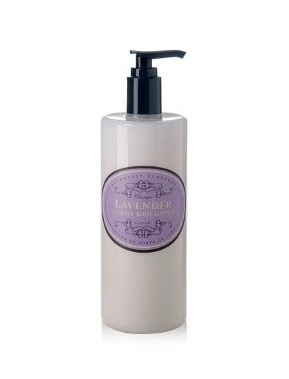 Lavender, body lotion