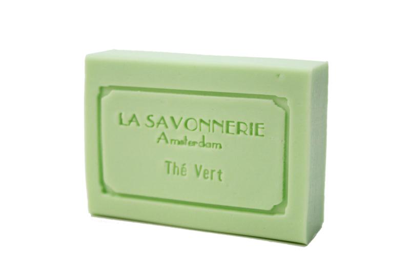 'Thé Vert' , Green tea soap