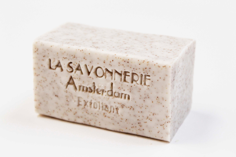 Exfoliant, scrub soap
