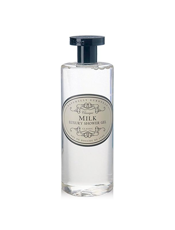 Milk, shower gel