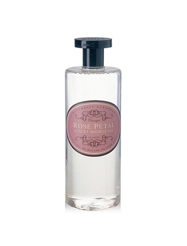 Rose petal Vegan shower gel, Naturally European
