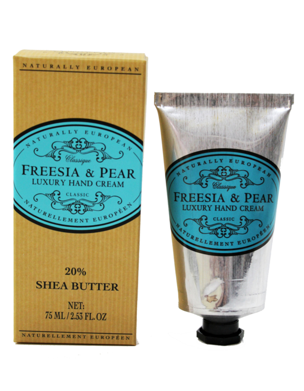 'Freesia and Pear' Hand cream