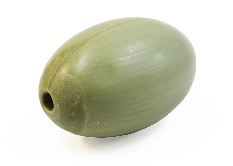 Olive refill soap for holder