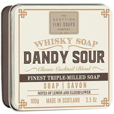 Dandy Sour, Whisky Soap