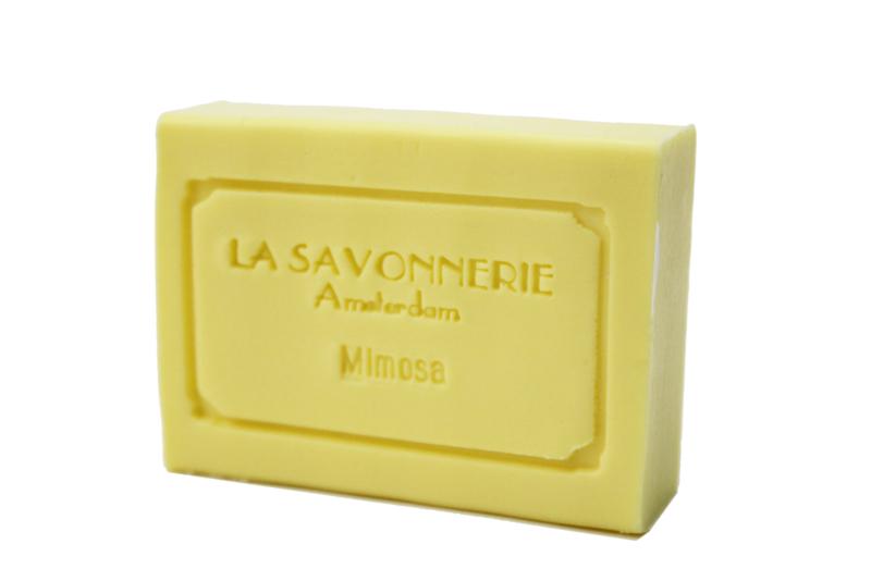 'Mimosa', Mimosa soap