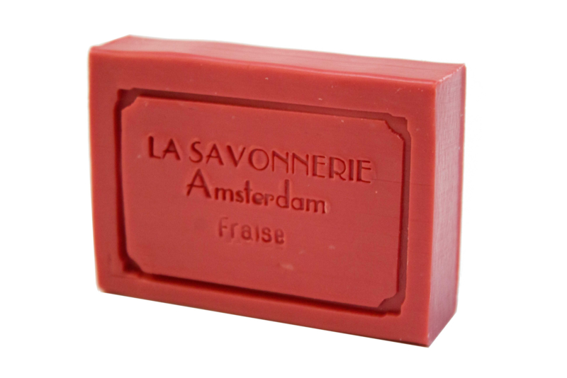 'Fraise' , Strawberry soap