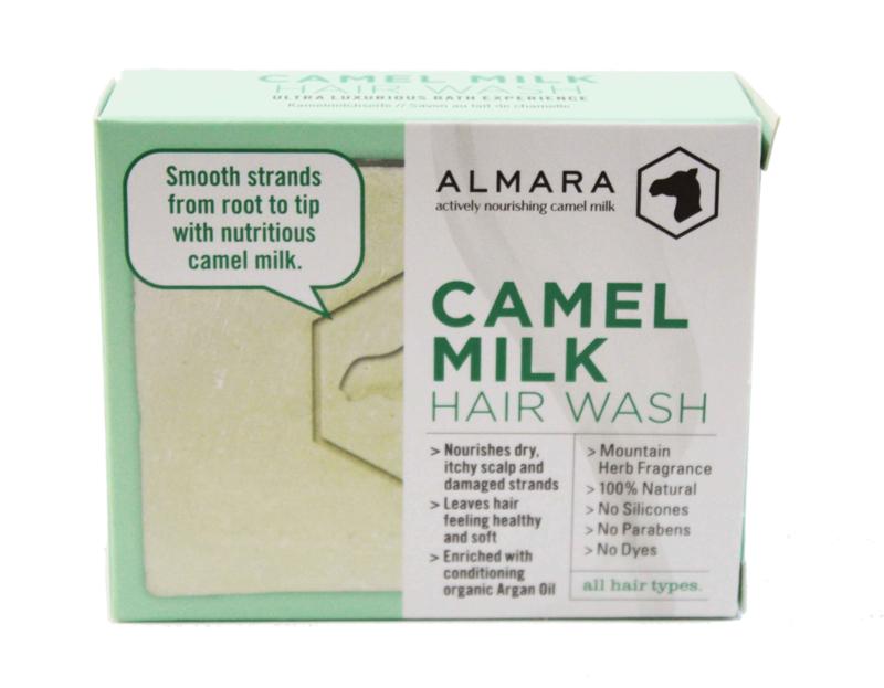Camel Milk Shampoo bar