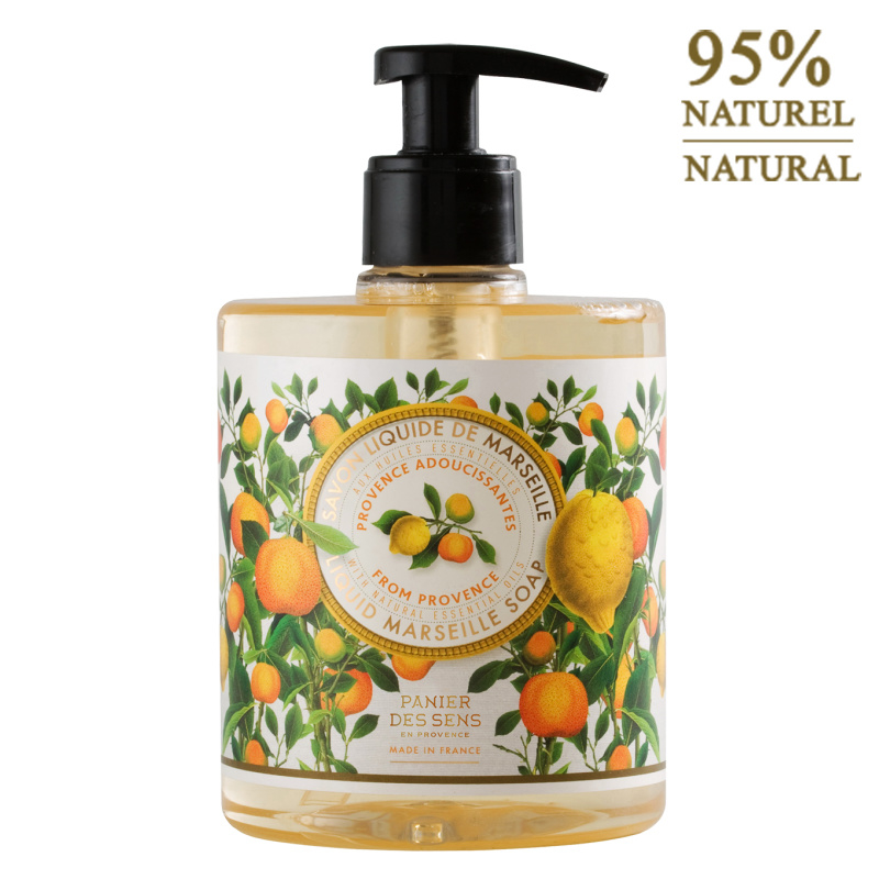 'Provence' Liquid soap, Panier des Sens