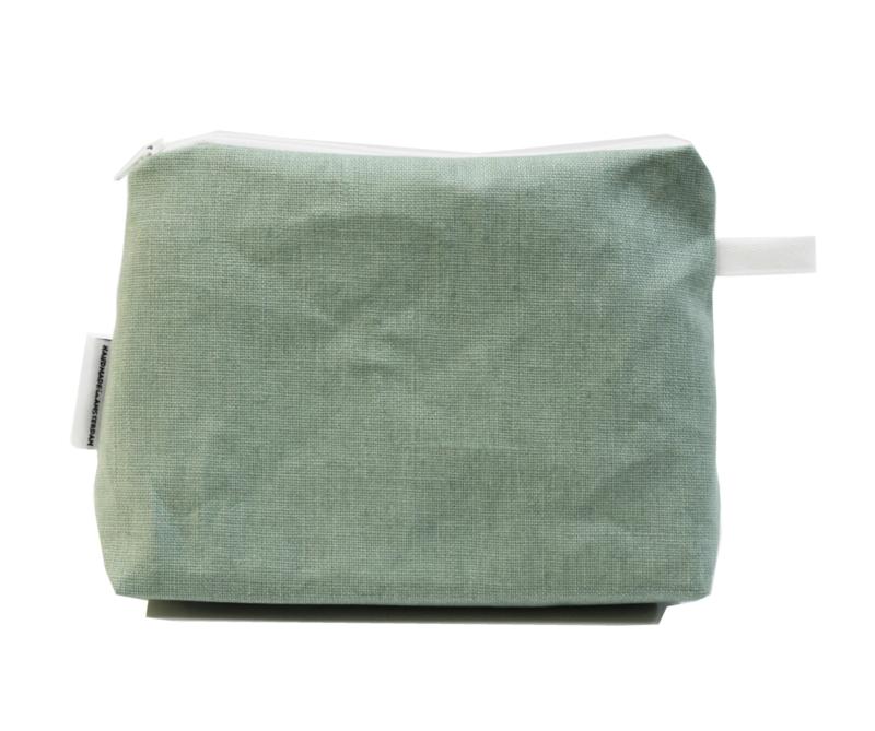 Linen, Mint,  bag (M)