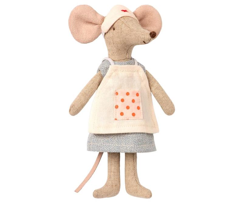 Nurse Mouse, Maileg