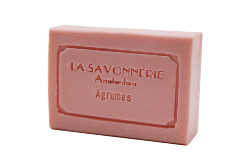 'Agrumes' , Citrus soap