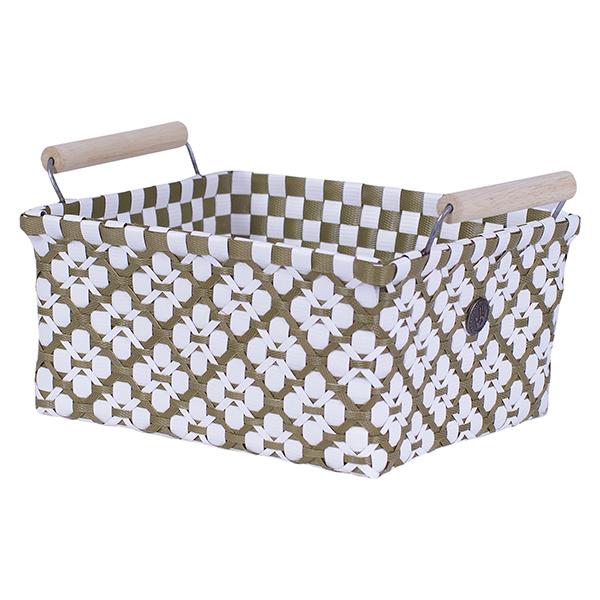 Motif Olive basket, Handed-by