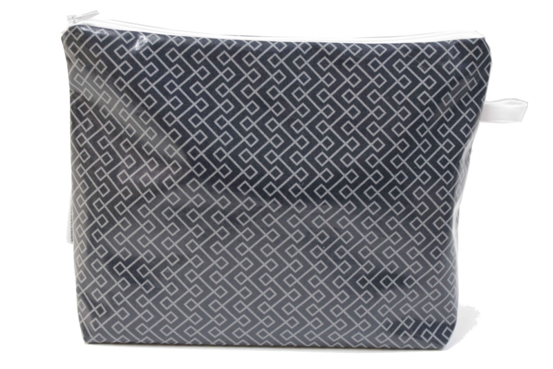 Dark Geo, wash bag