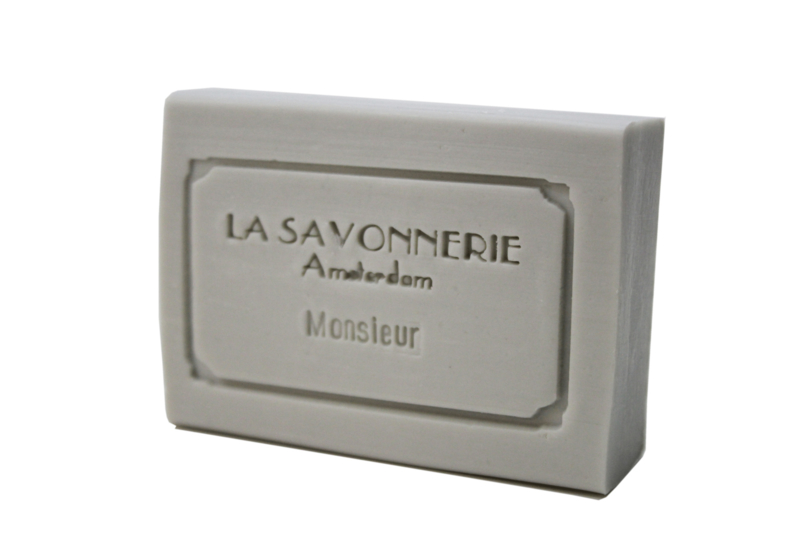 'Monsieur' soap