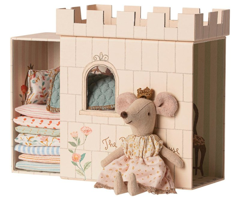Princess mouse and the pea, Maileg