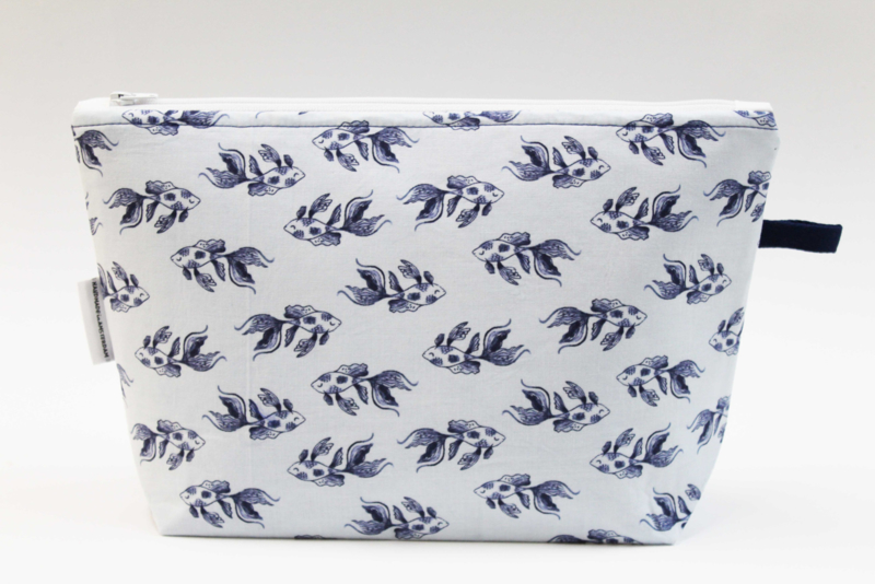 'Goldfish' wash bag