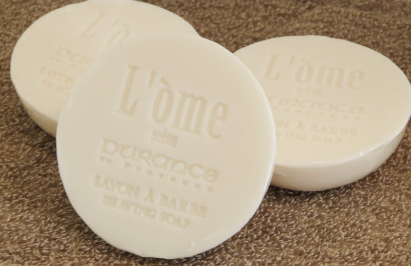 Durance refill shaving soap