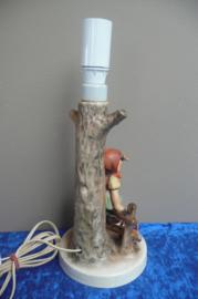 Originele Hummel lamp 225/I Mutters Liebste / Just Resting hoogte 27 cm TMK-5 1972-1979