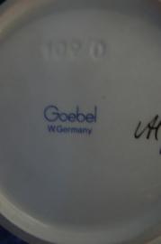 Originele Hummel, 109/0 Happy Traveler 13 cm TMK-6 1979-1991