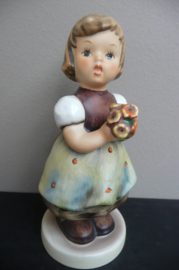 Originele Hummel 257 For Mother, Goebel 13 cm hoog TMK-5 1972-1979