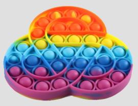 pop it, rainbow