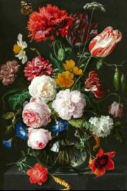 diamond painting, flowers