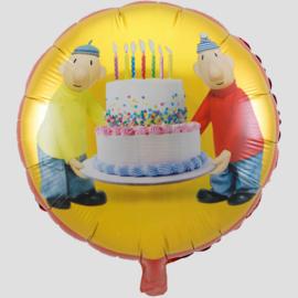 buurman & buurman folieballon, 45 cm
