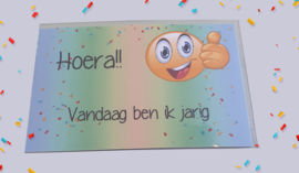 feestbadge