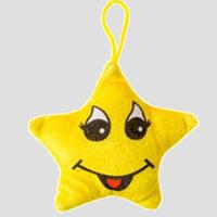 pluche sterren