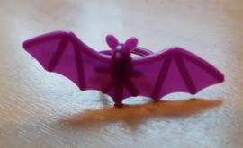 vleermuis op ring, plastic