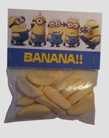 minion traktatie banana