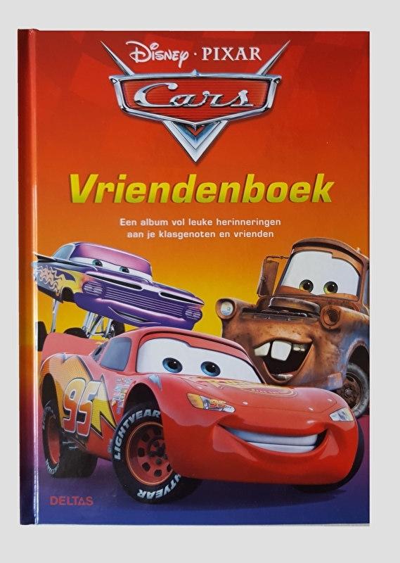vriendenboek, cars