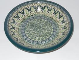 Diep bord   (pasta/soep)  Ø21cm