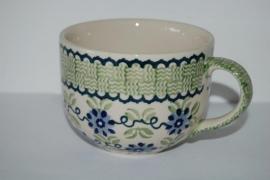 Breakfast cup   H9cm    Ø11,5cm