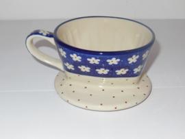 Coffeefilter holder  H6cm   Ø10cm