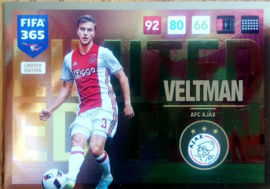 Limited Edtion VELTMAN