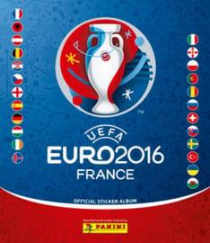 Panini EURO 2016 001 - 050