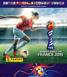 Panini World Cup  France 2019