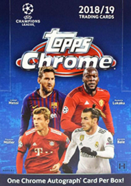 Topps Chrome Champions League 18/19 BASE 051-100