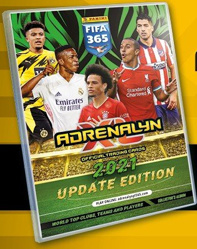 Panini Adrenalyn XL FIFA 365 2021 Update Edition (001-050)