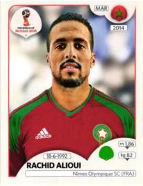 157 MAR Rachid Alioui